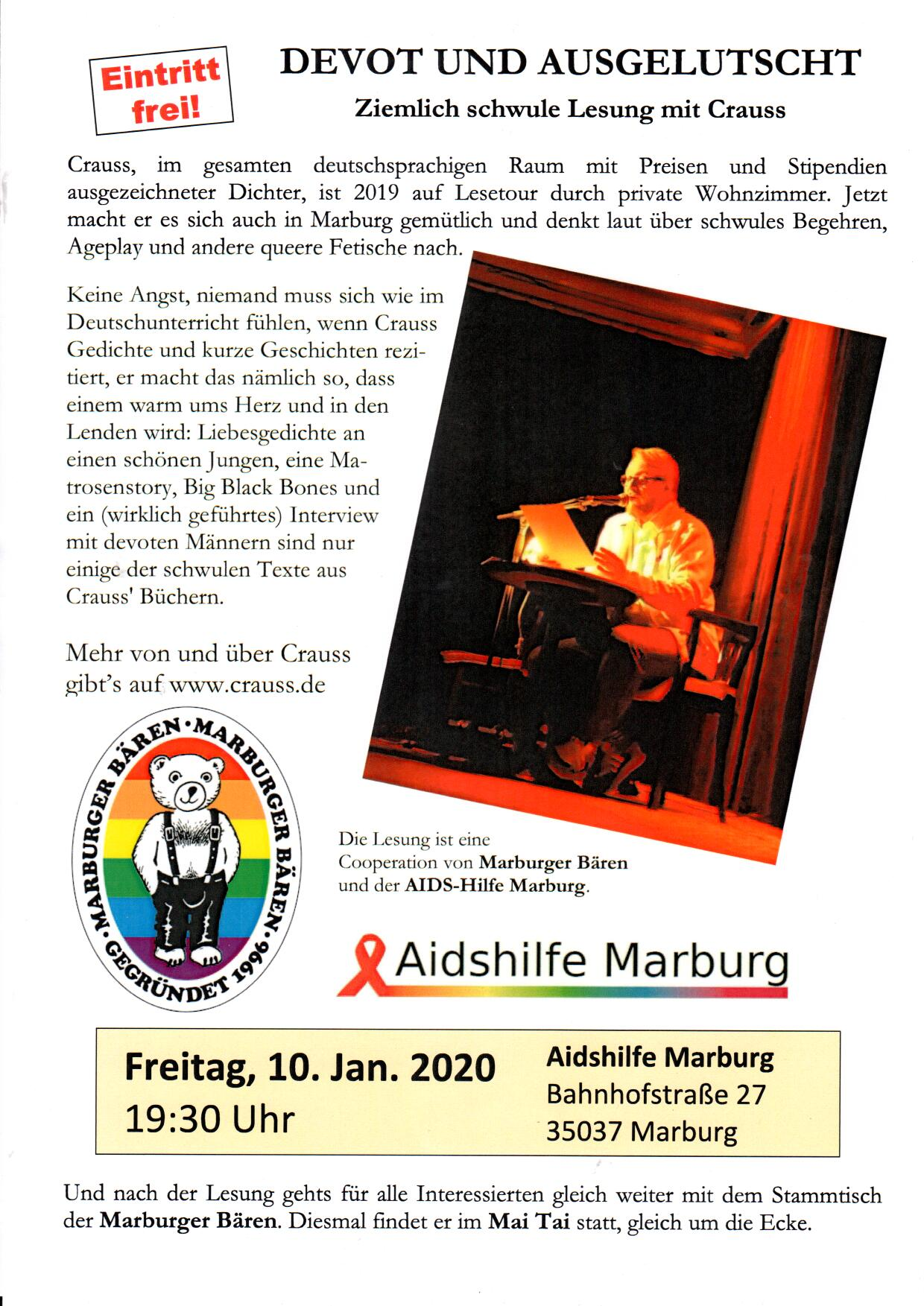 Crauss in Marburg