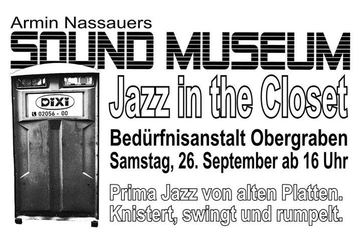 sound museum in der bedürfnisanstalt